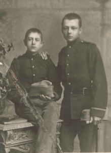 Josef Kolbe and Alfred Then, 1889