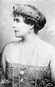 English born Queen Marie of Romania