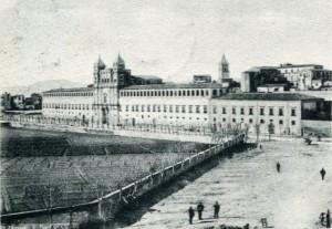 Santa Lucia monastery Adernò, 1902