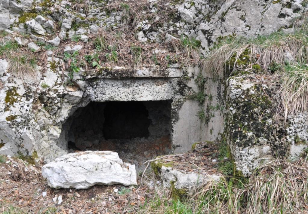 Heavy artillery cavern