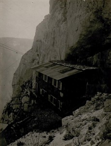 gunners' quarters, c1916 Bildarchiv Austria